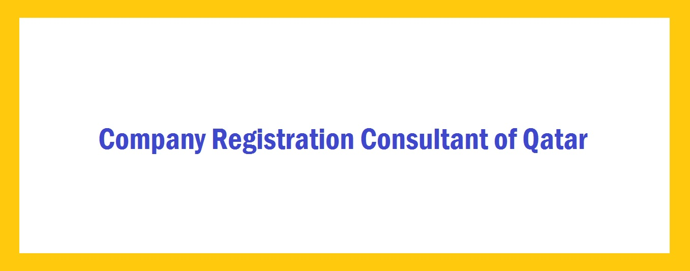 WLL company registration consultant in Qatar