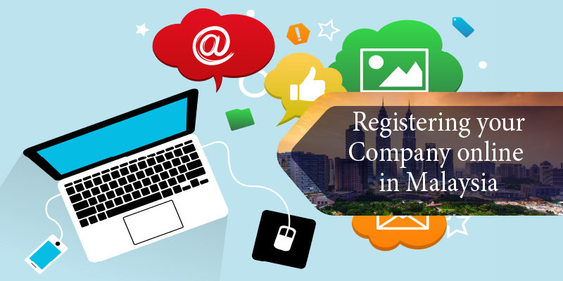 Registering your company online in Malaysian